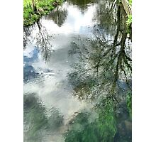 Riverflection Photographic Print