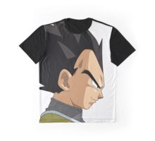 Vegeta Face Graphic T-Shirt