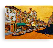 Bandon, Cork Canvas Print