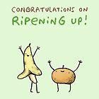 Ripening Up by Sophie Corrigan