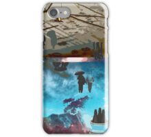 Sleeping Hearts Never Station. iPhone Case/Skin