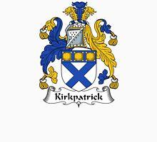 Kirkpatrick Coat of Arms / Kirkpatrick Family Crest Unisex T-Shirt