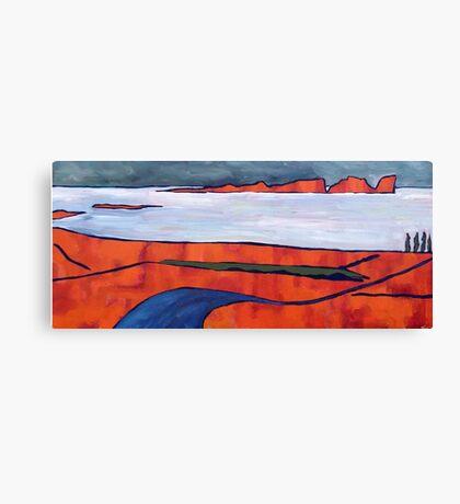 Tory Island Panorama Canvas Print