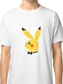 Playboy/pikachu  Classic T-Shirt