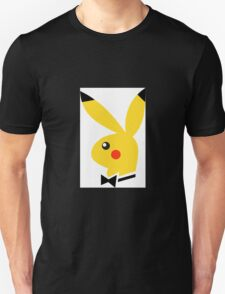 Playboy/pikachu  T-Shirt
