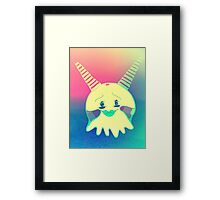 Glow Before Sunset Framed Print