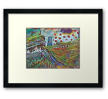 Of Clare Framed Print