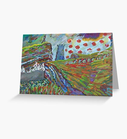 Of Clare Greeting Card