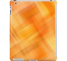 Shades Of Plaid  iPad Case/Skin