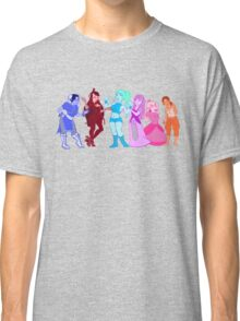 Game Girls  Classic T-Shirt