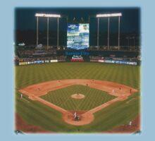 Kansas City Home of Baseball Fever Kids Tee