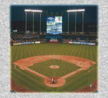 Kansas City Home of Baseball Fever One Piece - Long Sleeve