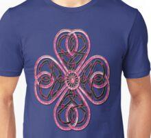 Cross rood vintage style elegant  Unisex T-Shirt