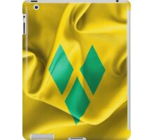 Saint Vincent and the Grenadines Flag iPad Case/Skin