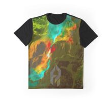 The Fountain of Never. Graphic T-Shirt
