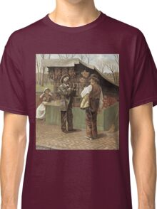 Vintage famous art - George Bacon Wood - The Fifteenth Amendment  Civil Rights Classic T-Shirt