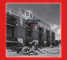 Atlanta Home of Baseball Fever Baby Tee