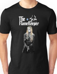 Clarke Griffin - The 100 - The flamekeeper - wanheda Unisex T-Shirt