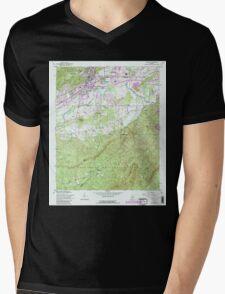 USGS TOPO Map Alabama AL Oxford 304765 1956 24000 T-Shirt