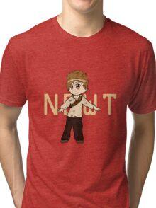 Chibi Newt - The Maze Runner Tri-blend T-Shirt