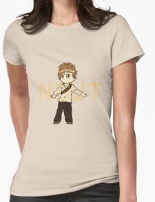 Chibi Newt - The Maze Runner Womens Fitted T-Shirt
