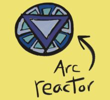 Arc reactor Kids Tee