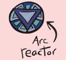 Arc reactor Baby Tee