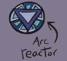 Arc reactor Kids Tee