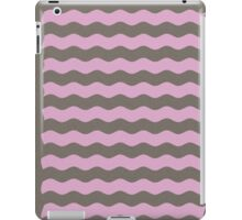 Pink Waves iPad Case/Skin