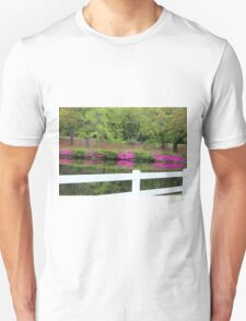 Beauty By The White Fence T-Shirt