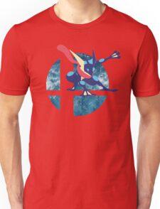 Super Smash Bros Greninja Unisex T-Shirt