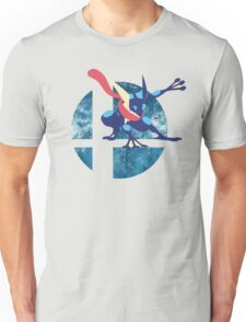 Super Smash Bros Greninja Unisex T-Shirt