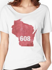 The 608 Women's Relaxed Fit T-Shirt