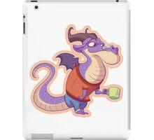 Dragon Tea iPad Case/Skin