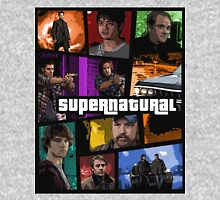 supernatural gta poster Unisex T-Shirt