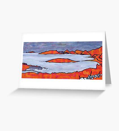 Nairin Portnoo, Donegal Greeting Card