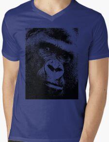 GORILLA-2 Mens V-Neck T-Shirt