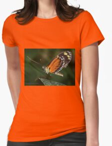 I am Butterfly Womens Fitted T-Shirt