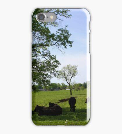 HIGH NOON iPhone Case/Skin