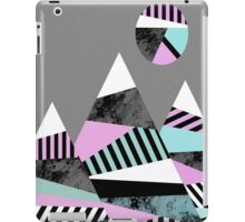 Crazy Mountains iPad Case/Skin