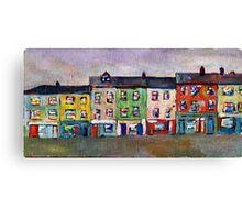 Irish Street III Canvas Print