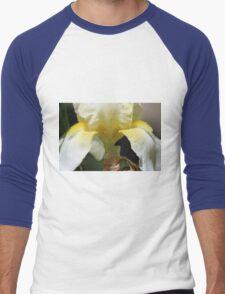 Bearded Yellow Iris Men's Baseball ¾ T-Shirt