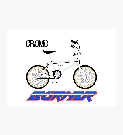 cromo burner Photographic Print