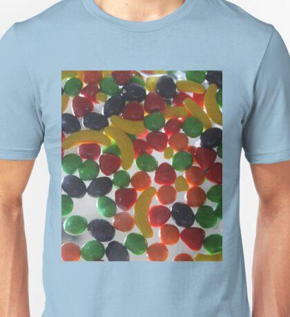 Runts Candy Jackpot Unisex T-Shirt