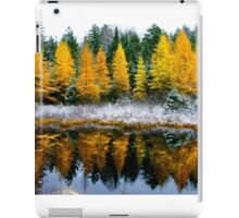 Heron Gold iPad Case/Skin
