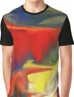 Infinity-Abstract 50- wall art  & Clothing+Products Design Graphic T-Shirt