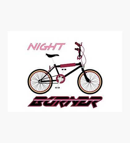 night burner Photographic Print