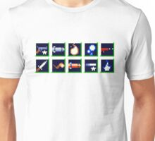 WEAPONS | Cave Story Unisex T-Shirt