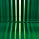 Linear Functions - Vertical Green Variation by Buckwhite