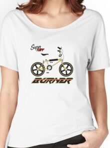 super tuff burner Women's Relaxed Fit T-Shirt